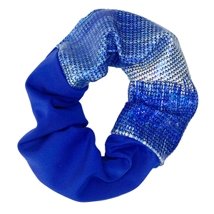 Scrunchie - Blue