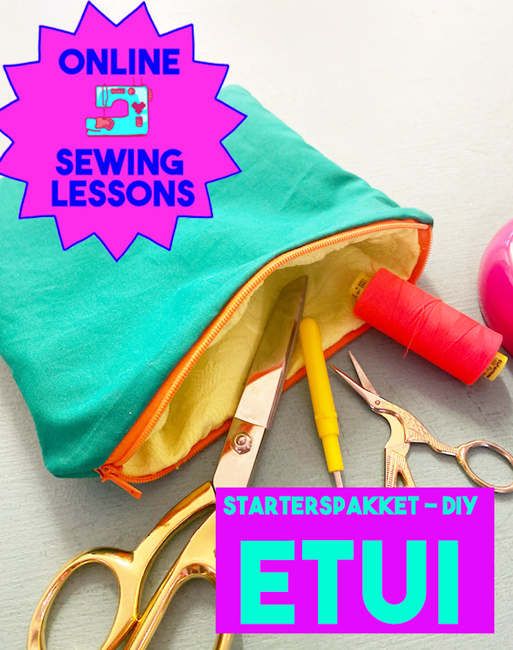 DIY - Sewing Starter Pack - Etui