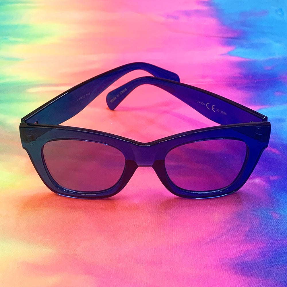 SunGlasses - Dark Blue