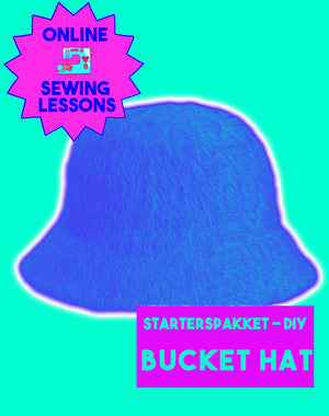 DIY - Sewing Starter Pack - Bucket hat