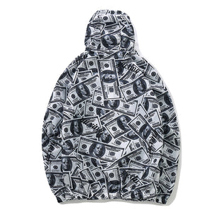 "Millenium Jacket - ""Money"""