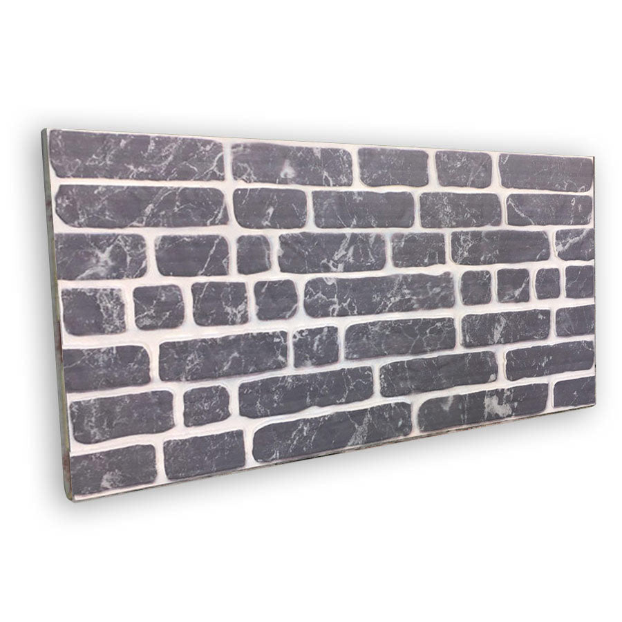 Black Brick Wall Panel - PeronShop