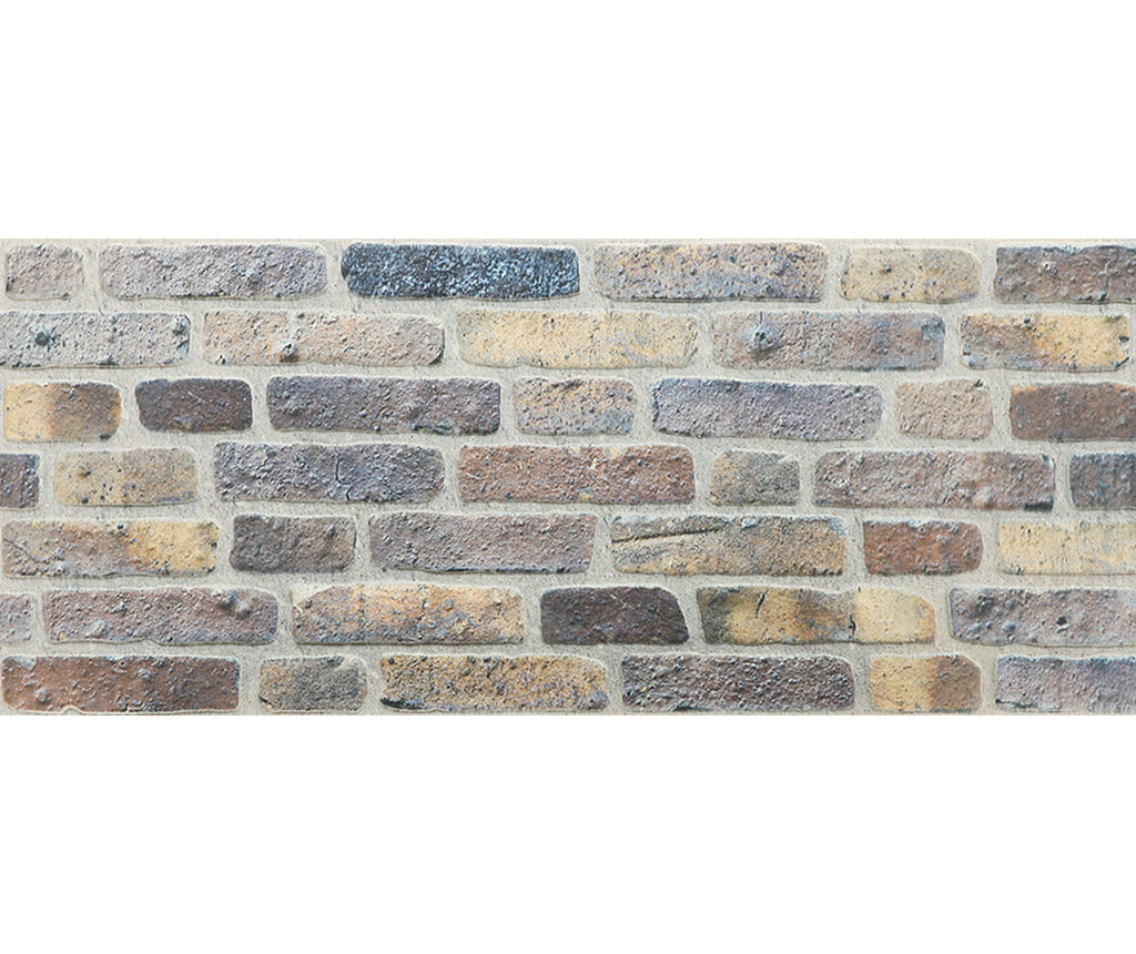 Sand Mixed Styrofoam Brick Panel - PeronShop