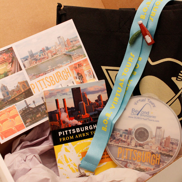 A Day in Pittsburgh (Full Vacation Box)