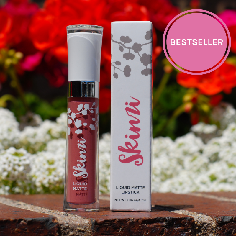 Just Jazzy is one of Skinzi Cosmetics best selling liquid lipstick. Our lipsticks are cruelty-free, vegan, phthalate, paraben and sulfate free. They are also gluten free.