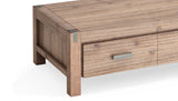 NOWRA 2 Drawer Coffee Table