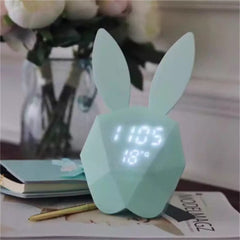 Honey Bunny  Digital Clock
