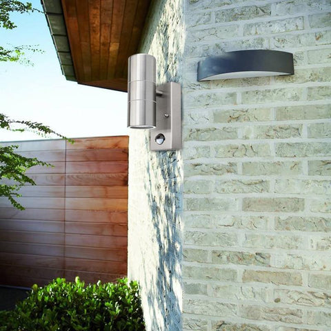 Outdoor Induction Movement Sensor Wall lights Up/Down