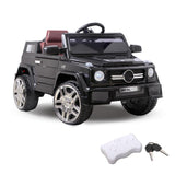 Kid's Electric Ride on Car Mercedes Benz G50 Inspired - Black