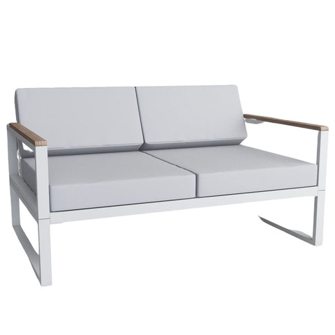 Dolly 4 Seater Aluminium Outdoor Sofa Set