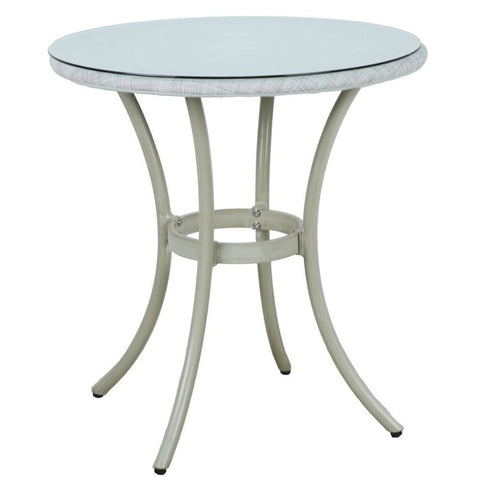 Maya Stylish White Outdoor Dining Table