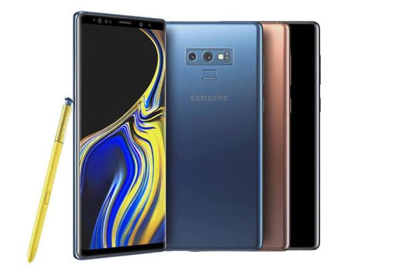 Samsung Galaxy Note 9 - Mobile Shop Spot