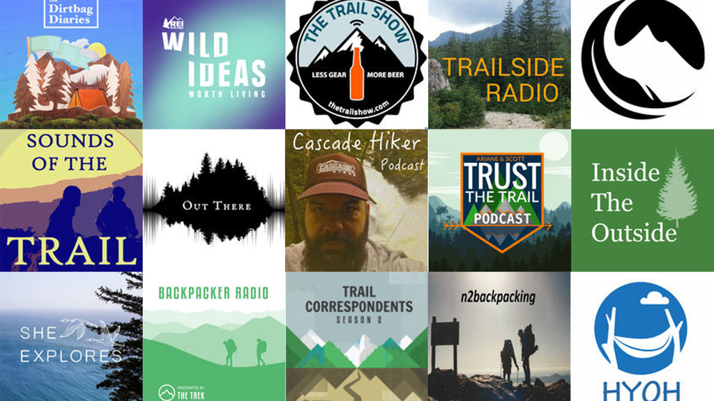 16 Of The Best Hiking And Outdoors Podcasts