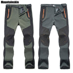Mountainskin Warm Outdoor Winter Hiking Pants Trousers, Trousers - Hikeoholics.com