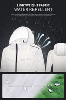 Humtto Lightweight Windbreaker Outdoor Hiking Jacket, Jackets - Hikeoholics.com
