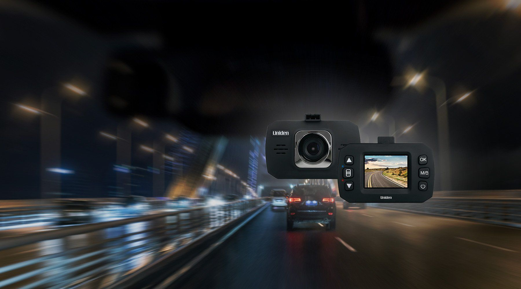 Uniden Dash Cameras Save Your Drive