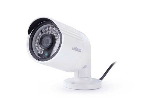 1 White BNC 1080P Bullet Camera UDVRC66 security camera Uniden