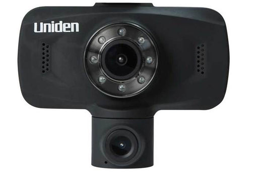 Dash Camera with Front & Rear Cameras DC115 Dash Camera Uniden