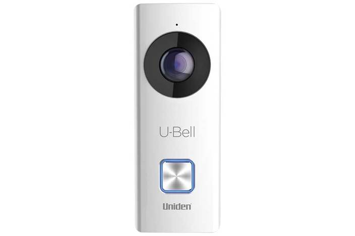 2 u bell wireless video doorbell DB1 security cameras uniden