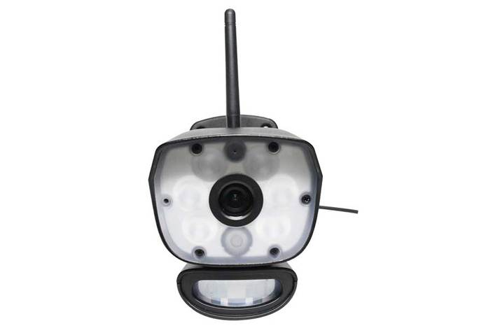 2 720p security camera spotlight motion LIGHTCAM35HD security camera uniden