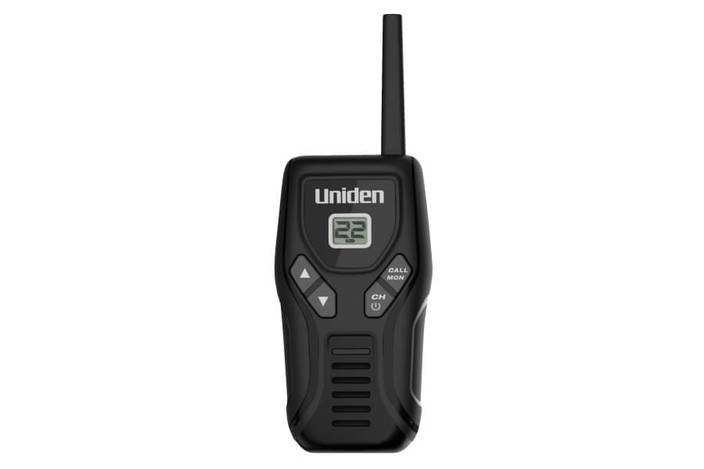 2 GMR FRS two way radio charger B-GMR2050-2C walkie talkie uniden