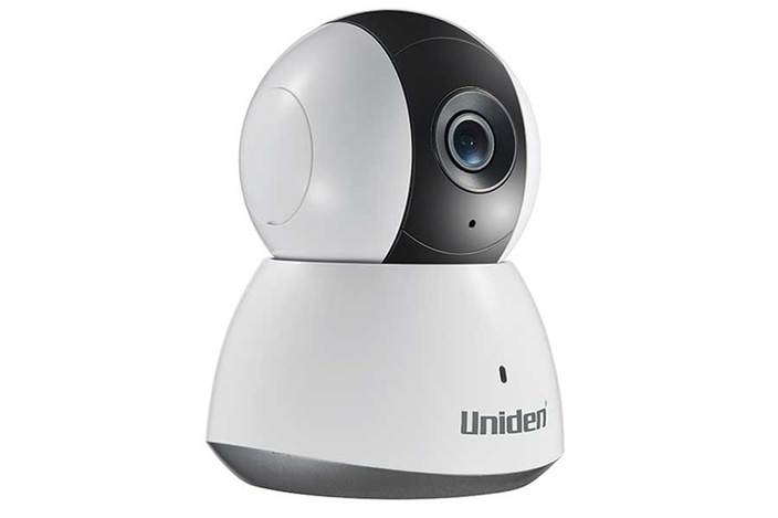 2 Indoor PTZ WIFI Camera APPCAM40PT security camera uniden