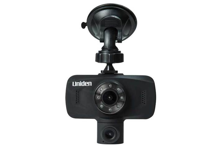 2 Dash Camera with Front & Rear Cameras DC115 Dash Camera Uniden