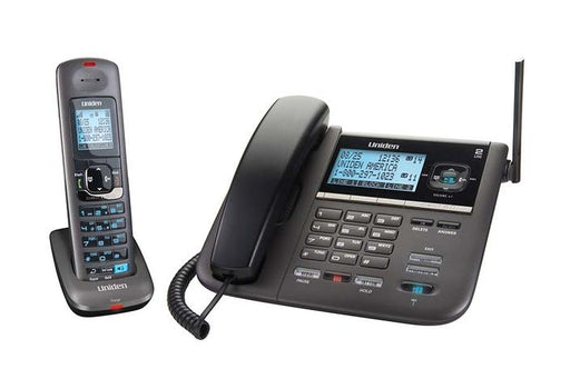 2 line cordless digital answering system DECT4096 accessory uniden