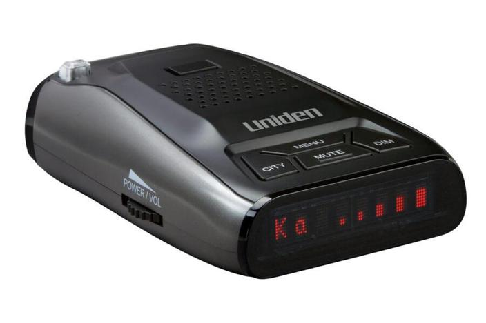 2 long range radar detector with voice alerts DFR5 radar detectors uniden
