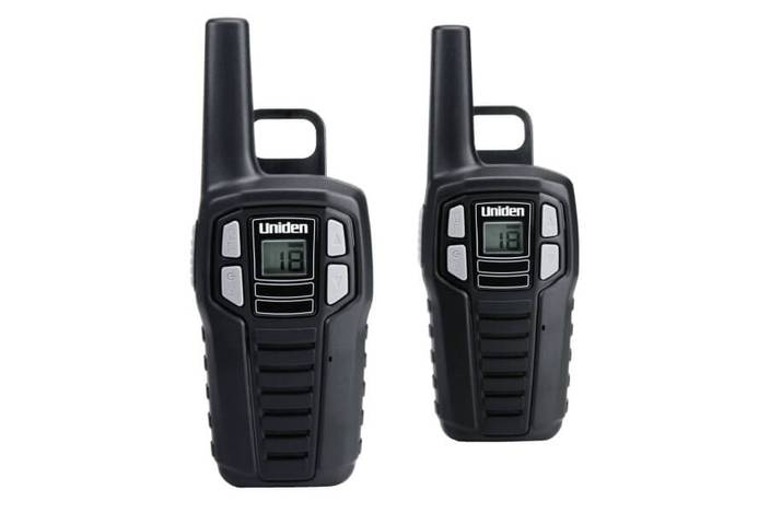 2 two way radio charger SX167-2C walkie talkie uniden