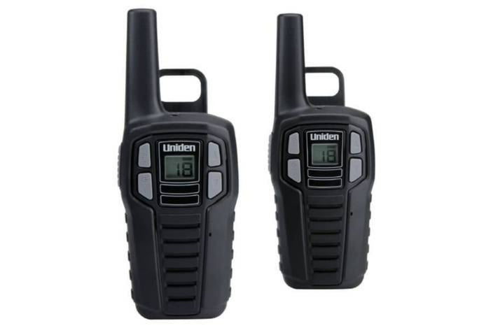 2 two way radio charger SX167-2CH walkie talkie uniden