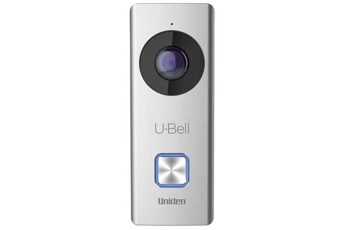 3 u bell wireless video doorbell DB1 security cameras uniden