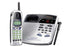2.4 GHz cordless phone digital answering system TRU348 cordless phone uniden