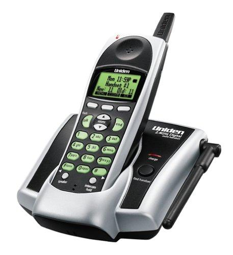 2.4 GHz digital spread spectrum cordless phone DCT5260 cordless phone uniden