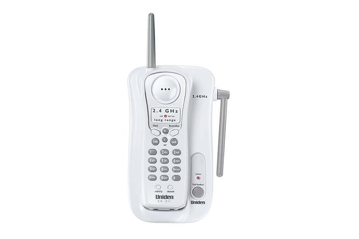 2.4GHz cordless phone EXP2240 cordless phones uniden