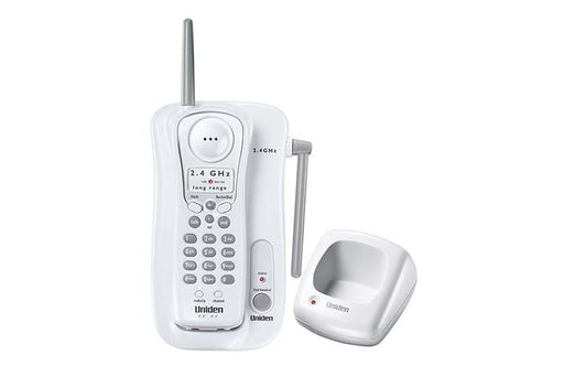 2.4GHz cordless phone extended range EXP2243 cordless phones uniden