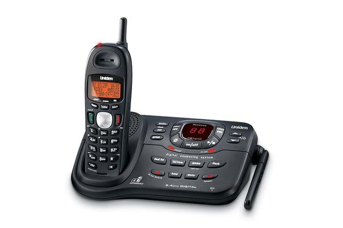 2.4GHz digital expandable cordless phone DCT738 cordless phones uniden