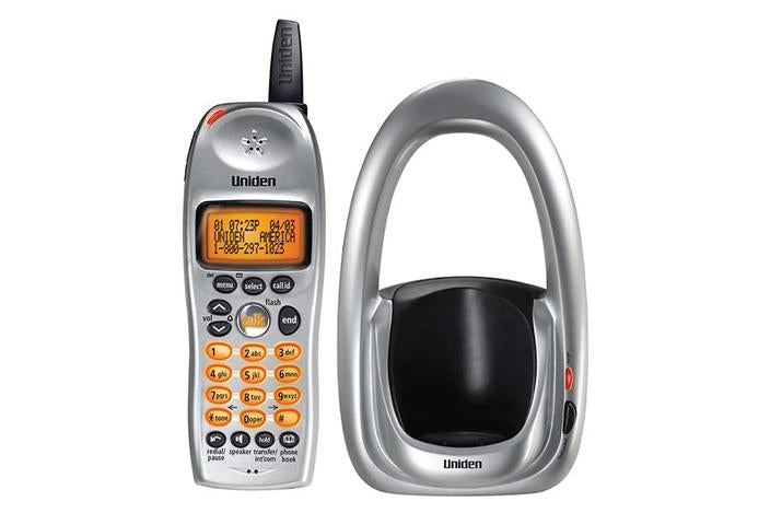 2.4GHz digital expandable system DCT646 cordless phones uniden