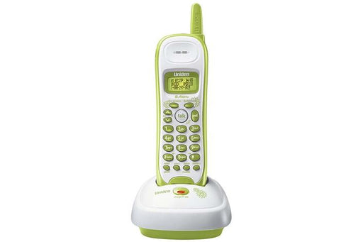 2.4GHz extended range cordless phone EXI7246G cordless phones uniden