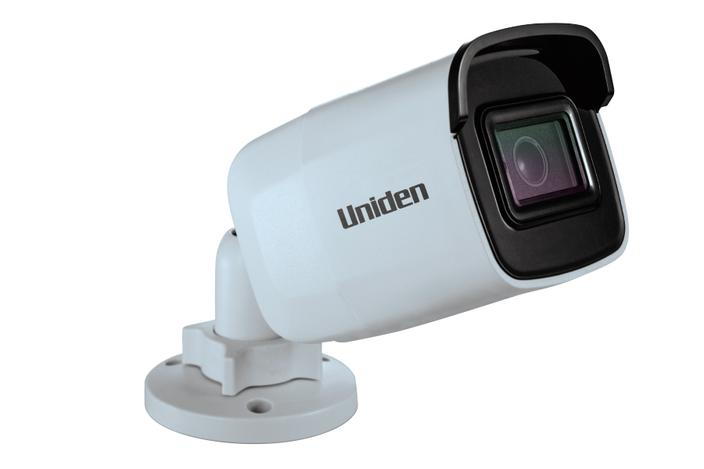 UC8400, 4 Camera 1080p Outdoor Security Cloud System with 9-port PoE switch Camera Side Uniden