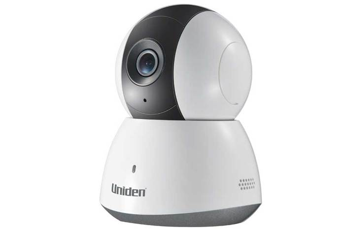 3 Indoor PTZ WIFI Camera APPCAM40PT security camera uniden