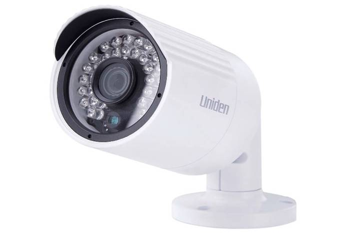 3 security system 4 camera 1080P UNVR85x4 security system uniden