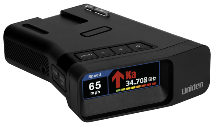 4 extreme long range radar detector with gps threat detection A1-R7 radar detectors uniden