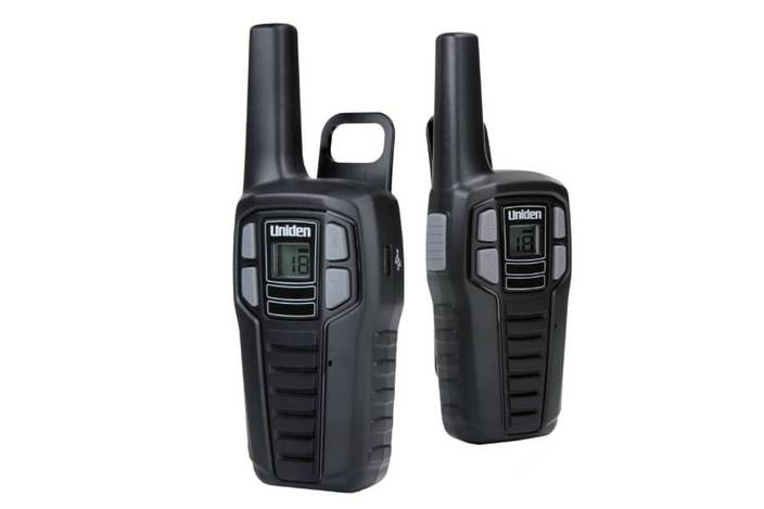 4 two way radio charger SX167-2C walkie talkie uniden