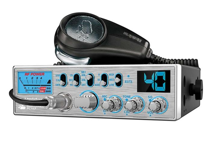 40 channel cb radio PC787 cb radio uniden