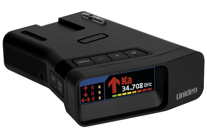 5 extreme long range radar detector with gps threat detection A1-R7 radar detectors uniden