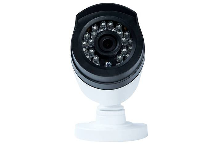 5 wired 1080P 6 camera G7842D2 security system uniden