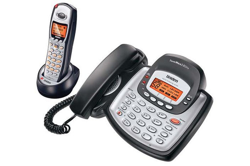 5.8GHz digital expandable system TRU8888 business phones uniden
