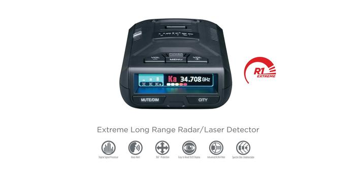 6 extreme long range laser radar detector color display A1-R1 radar detectors uniden