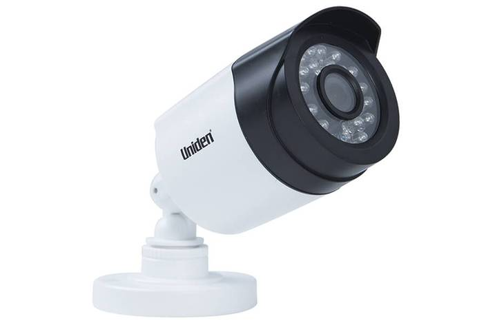 6 wired 1080P 6 camera G7842D2 security system uniden